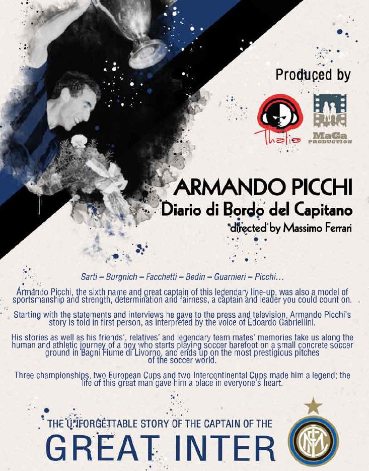 Armando Picchi – Diario di un capitano